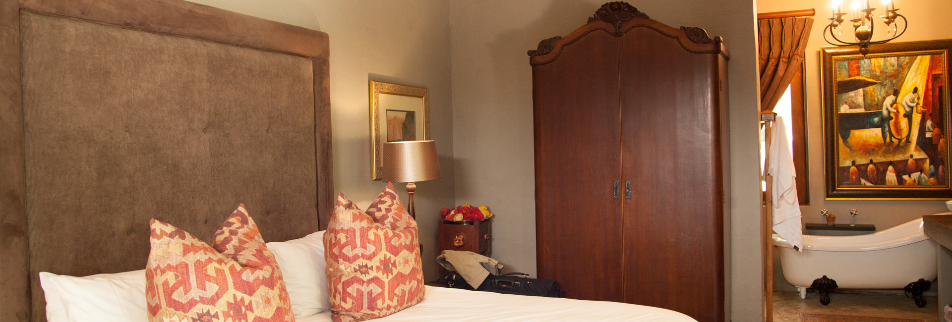 Zanzibar Garden Suite